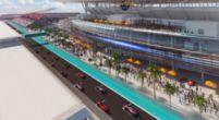 Afbeelding: Organisatie GP Miami wijzigt layout voorafgaand aan belangrijke vergadering