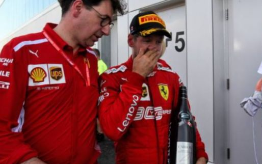 Cesare Fiorio explains why Vettel contract talks may have stalled