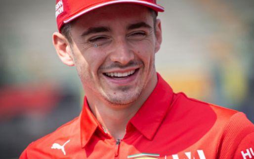 Ferrari laat Vettel thuis en roept Leclerc op voor Pirelli bandentest
