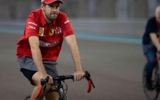 Wachten met contractverlenging voor Vettel is