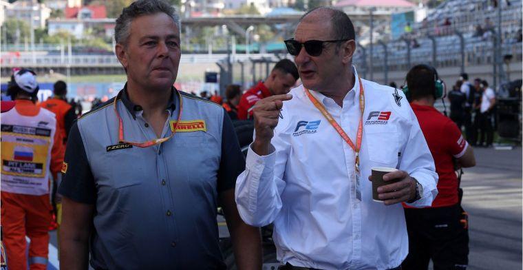 Pirelli: Alle teams bouwen een testauto voor de 18-inch tests