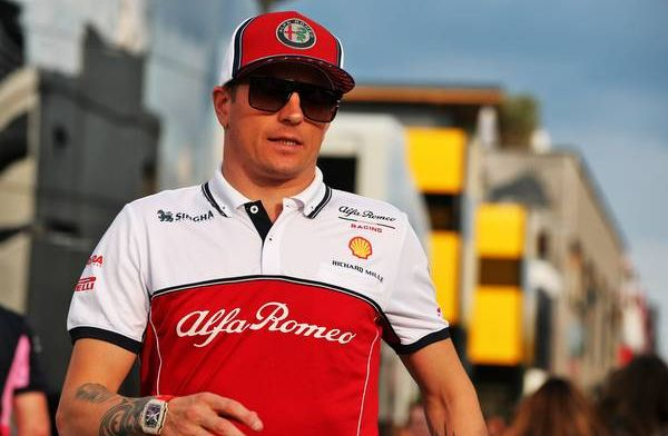 Kimi Raikkonen not bothered by breaking record for most GP starts!