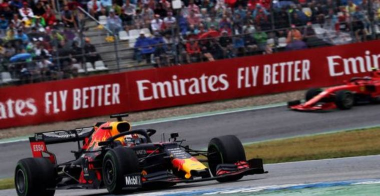 Red Bull confirm ExxonMobil partnership contract extension
