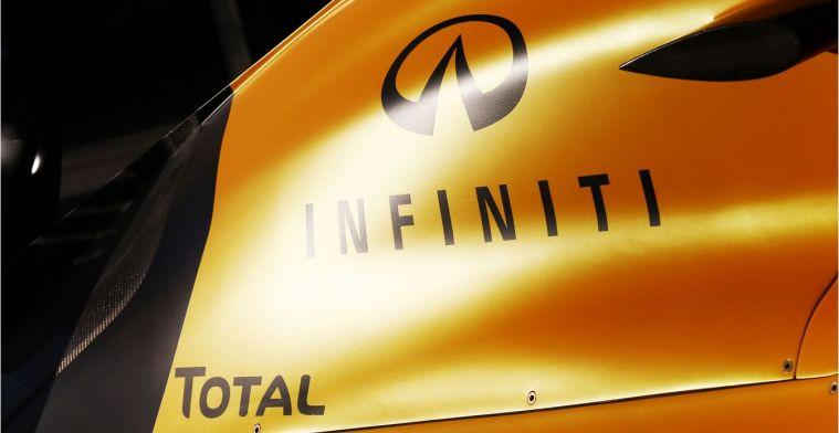 Infiniti als sponsor in de Formule 1: Van Red Bull Racing naar Renault