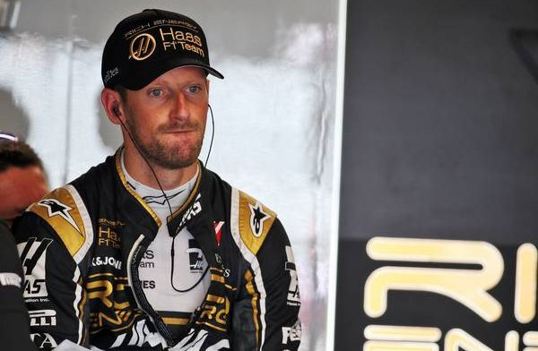 Romain Grosjean still wants to have fun at the front of the F1 grid!