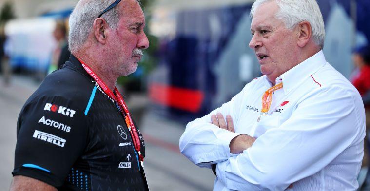 Brawn en Symonds kregen hulp: ''De teams hebben ons daar allemaal mee geholpen''