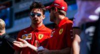 Image: Leclerc to represent Ferrari at Pirelli test