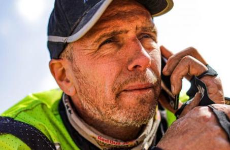 Dakar-motorrijder Edwin Straver overleden
