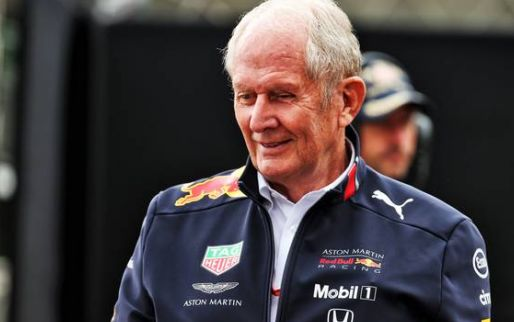 Helmut Marko on the best young driver outside of the Red Bull Junior Team