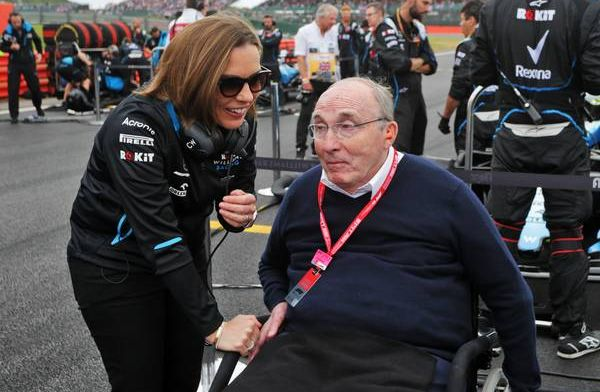 Claire Williams has a simple request for Russell: More of the same