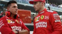 """Image: Leclerc """"happy"""" with progress made during first F1 season at Ferrari"""