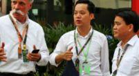 Afbeelding: Organisator oranje tribune Vietnam: ''Oostenrijk in het klein''