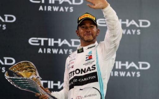 Hoge financiële eisen Hamilton belemmeren contractverlenging bij Mercedes