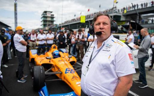Zak Brown admits hiring Lando Norris was a risk