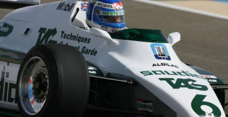 GPBlog's Top 50 drivers in 50 days - #50 - Keke Rosberg