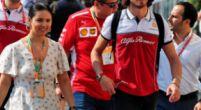 Afbeelding: Terugkeren in de F1 na twee jaar was niet makkelijk voor Giovinazzi