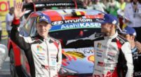 Afbeelding: Teambaas van duo van heftige crash in WRC geeft update