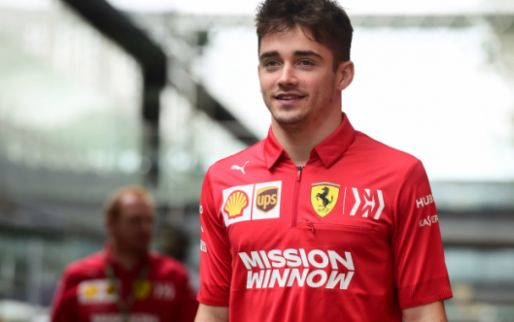 Leclerc heeft geen haast: