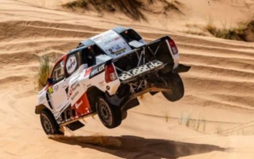 'I was relieved Alonso didn't win Dakar'