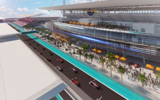 Local government delays vote on Miami Grand Prix approval again