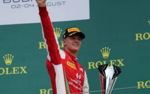 Schumacher has to do the business in Formula 2 next season