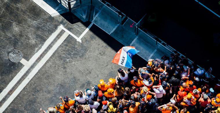 Marko gecharmeerd van Nederlandse fans: Wel anders dan bij het voetbal