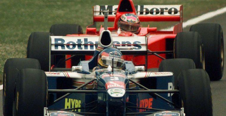 Terugblik 1994-1999 deel 3: De 'smerige' actie van Michael Schumacher