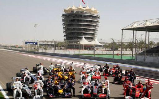 Teams weigeren een foto van alle nieuwe wagens en coureurs