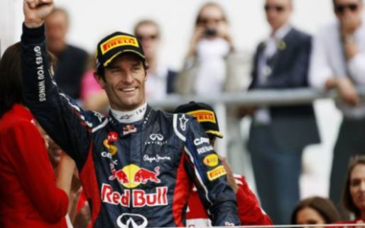 GPBlog's Top 50 drivers in 50 days - #48 - Mark Webber