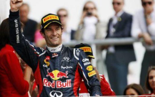 GPBlog's Top 50 drivers in 50 days - #48 - Mark Webber