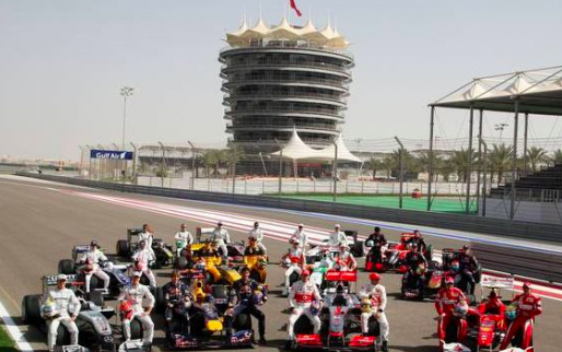 F1 Teams refuse to make a photo of all new cars and drivers together