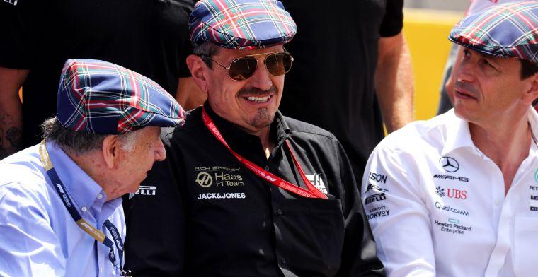 Racing Point en Haas komen tot een geweldig idee: Steiner in een nieuwe serie?