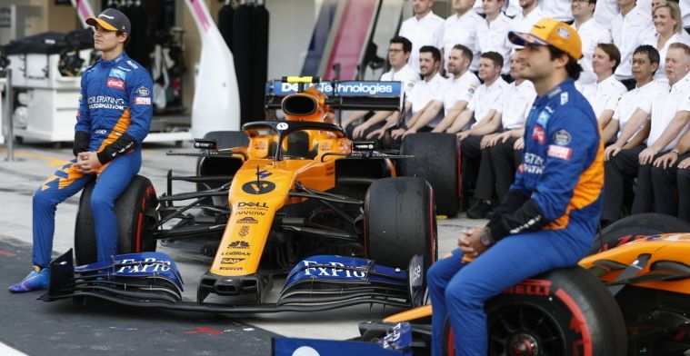 Lando Norris on his relationship with Carlos Sainz: I want to win