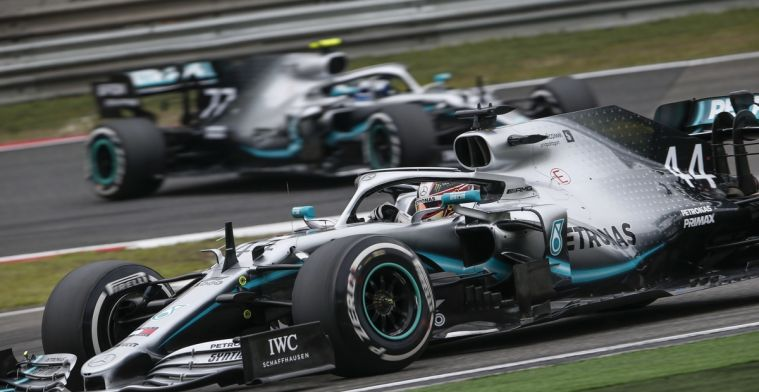 Sponsoren in F1: De succesvolle relatie tussen Petronas en Mercedes