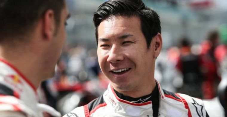 Kamui Kobayashi helps team take Daytona 24 hour victory!