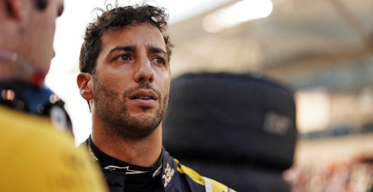 Ricciardo was verrast: Dit ging toch niet zo makkelijk worden als ik dacht