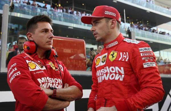 Leclerc maakt bijzondere vergelijking: ''Het lijkt daar wel op''