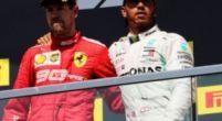 Afbeelding: Hamilton spreekt lof uit over Vettel: ''Hij vindt wél balans''