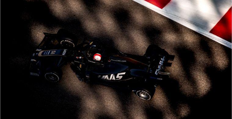 Haas onthult op 19 februari de VF-20