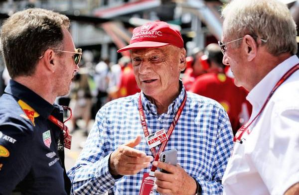 Niki Lauda's son Mathias still finds it hard to believe his father is gone