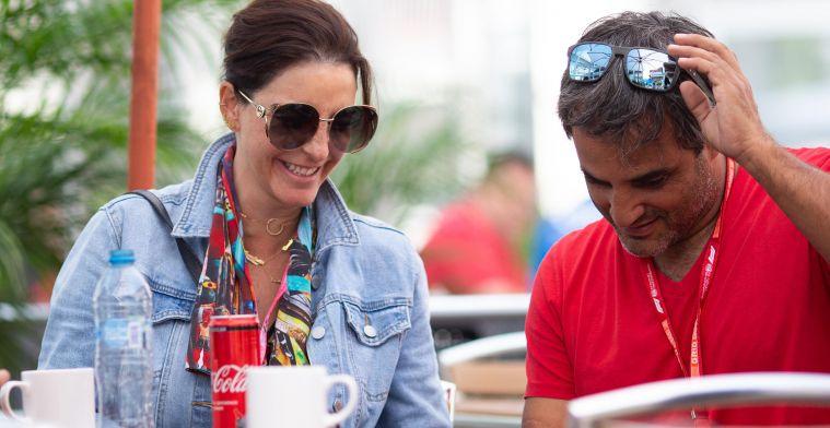 Een nieuwe Montoya in de Formule 1: ''Hij heeft bijzonder veel talent''