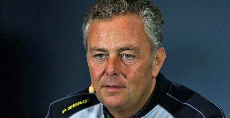 Pirelli zal niet langer tijdens raceweekenden bandentests houden
