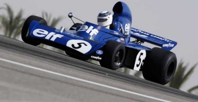 GPBlog's Top 50 drivers in 50 days - #47 - Francois Cevert