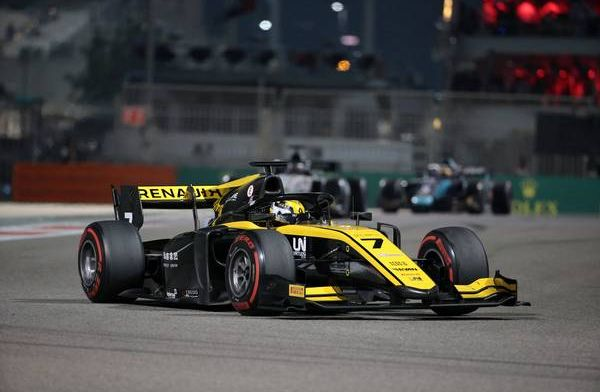 Renault Sport Academy signs two new recruits for 2020 season