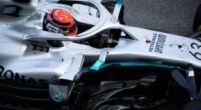 Afbeelding: Mercedes zet de motor van de nieuwe W11 aan