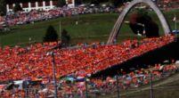 Afbeelding: Oranje publiek reist af naar Zandvoort voor een unieke video