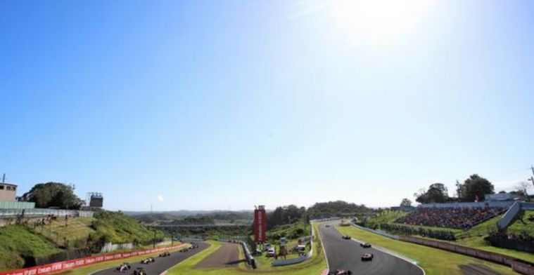 Japanese Grand Prix schedule changes announced
