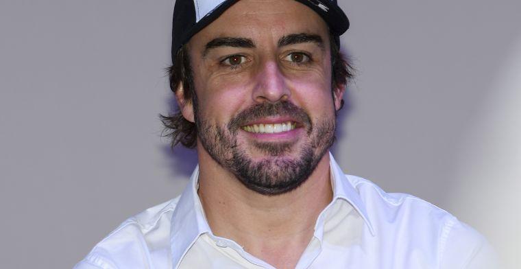 Alonso gaat opnieuw naar de Indy 500 in 2020
