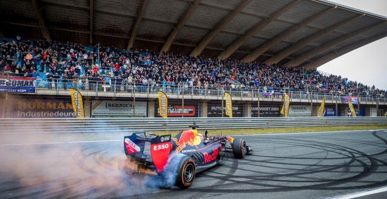 Wil jij nog naar de F1 op Zandvoort? Jumbo heeft kaartjes voor 'Super Friday'