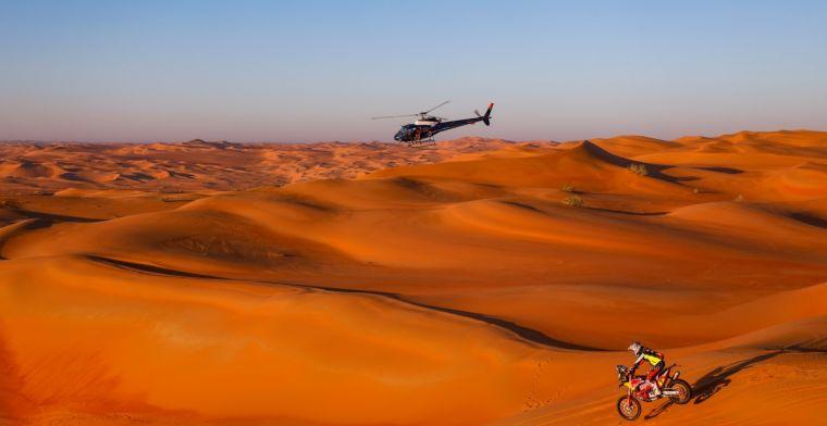 Saoedi-Arabië zet zich op de kaart: Dakar Rally blijft mogelijk komende tien jaar